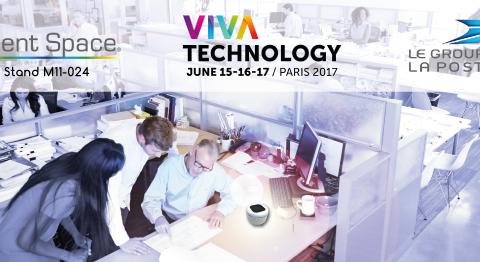 Silent Space® à VivaTech Paris les 15 et 16 juin