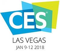 CES 2018 in Las Vegas