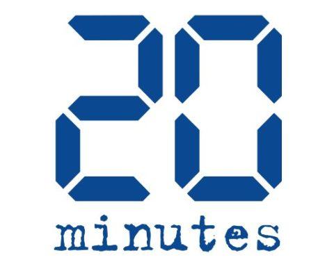 Silent Space dans le 20 MINUTES !