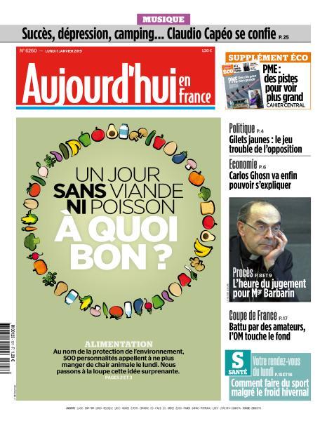 Silent Space dans Aujourd'hui en France !